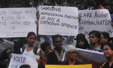 Gay sex verdict: To undo SC ruling,govt says it will change law,file review plea