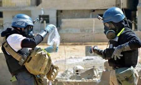 UN inspectors confirm Syria chemicalattack