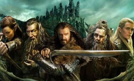 Hobbit! Dwarves! Action!