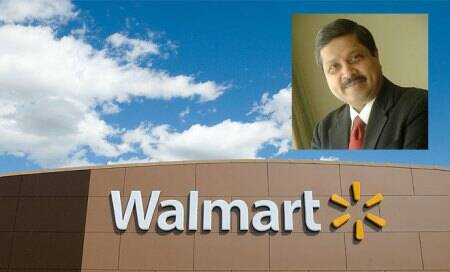 Walmart names Krish Iyer as head for India business