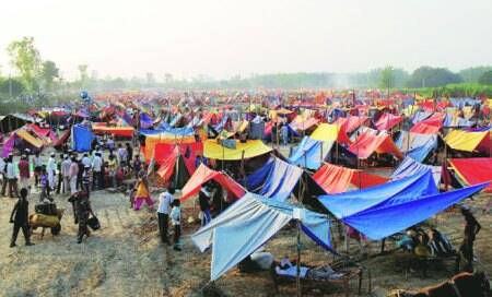 After SC rap,UP forms panel to probe child deaths in reliefcamps