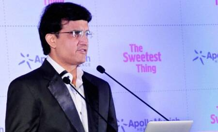 Modi offers Sourav Ganguly LS poll ticket,assures Sports Ministry if BJP wins:Report