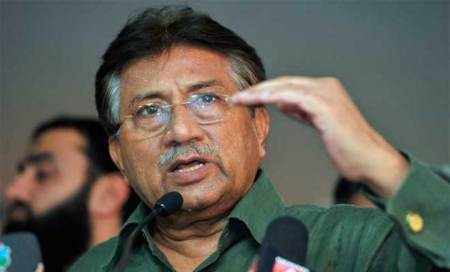 Police say can't provide foolproof security to Pervez Musharraf