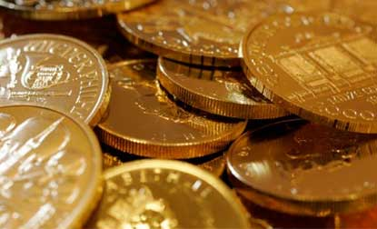 Gold price rises for second day,up Rs 120 to Rs30,120