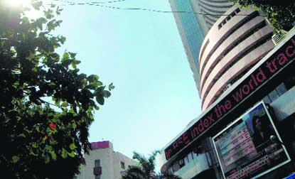 BSE Sensex poised to cross another milestone in newyear