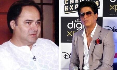 Shah Rukh Khan feels sorry for not spending time with Farooq Sheikh