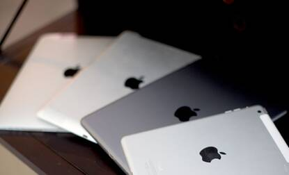 Top 5 tablets of 2013: iPad Air,iPad Mini,Google Nexus 7,Sony Xperia tablet Z,Dell Latitude