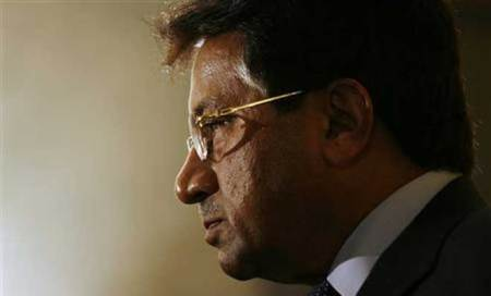 Explosives found outside Pervez Musharraf's house