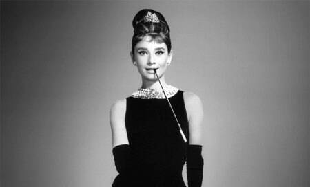 Audrey Hepburn's beehive named most memorable hairdo