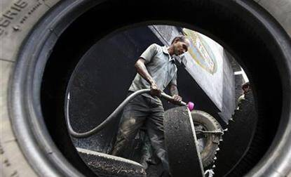 Apollo Tyres share price rise 12 pct after Cooper dealcollapses