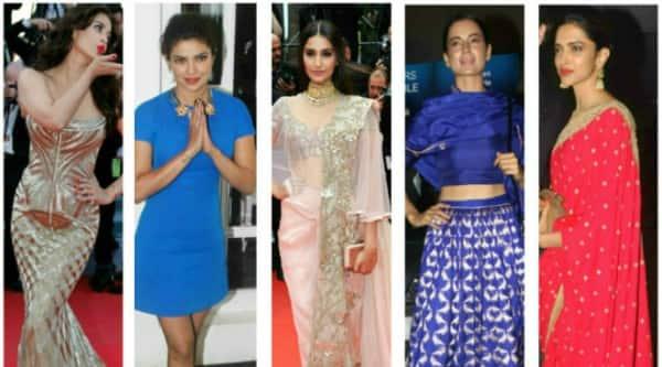 Aishwarya Rai Bachchan, Sonam Kapoor, Best Dressed actresses of 2014, Priyanka Chopra, Deepika Padukone