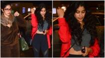 Sridevi, daughter Jhanvi Kapoor headed for holiday, Anushka Sharma, Kareena Kapoor Khan also spotted