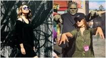 Sonakshi Sinha beams with child-like energy as she visits Universal Studios and other landmarks in the US