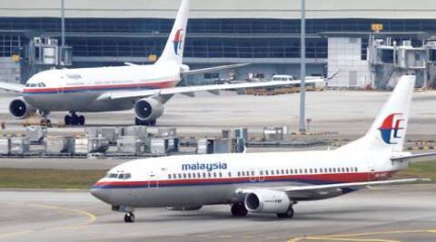 Malaysia Airlines fears the worst as its flight to China vanishes with 239 on board