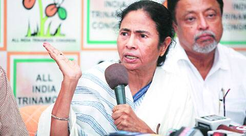 Conditions under Modi govt akin to Emergency days: Didi