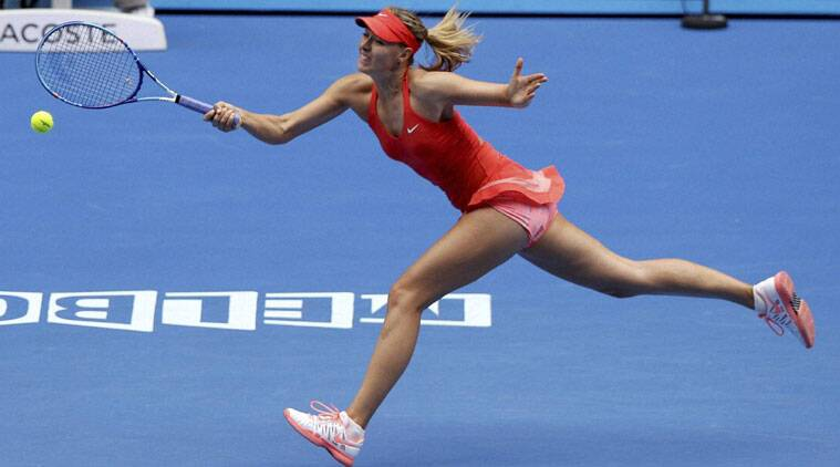Nadal crashes out, Sharapova marches on