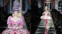 Milan Fashion Week: Moschino's 'let them wear cake' theme is as sweet as it gets