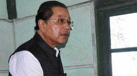 Mizoram CM Lal Thanhawla has lodged an FIR after receiving 'threatening' SMSes (PTI)