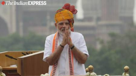 Independence Day 2019: Prime Minister Narendra Modi addresses nation from Red Fort