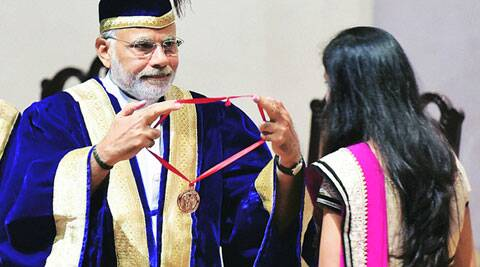 You must repay society's debt, Modi tells young AIIMS doctors