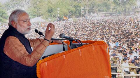 Free Jharkhand from dynastic rule to end corruption: Modi