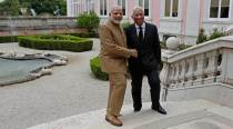 Modi meets Portuguese counterpart in Lisbon, first ever bilateral visit by Indian PM