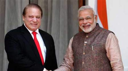 narendra modi, nawaz sharif, modi in lahore, modi sharif meeting, modi in pakistan, modi pakistan visit, opposition reaction modi in lahore, india news, pakistan news, latest news,