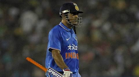 Run-outs pushed us on the backfoot: MS Dhoni