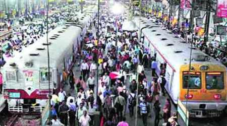 Western Railway, Mumbai, mumbai news, mumbai railways, maharashtra news, mumbai rail protests, india news