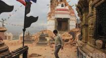 Worst earthquake in eight decades leaves Nepal ravaged