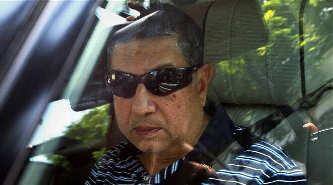 Serious allegations against Srinivasan in IPL spot-fixing probe report, keep him away from BCCI: SC