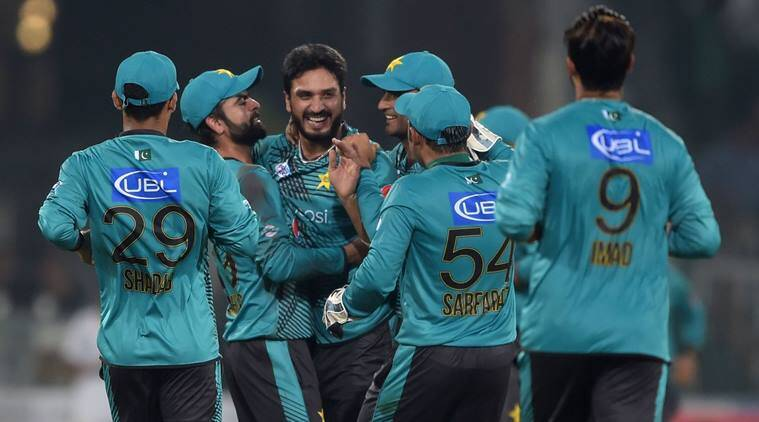 PCB announce 16-member squad for three-match T20I series against Sri Lanka