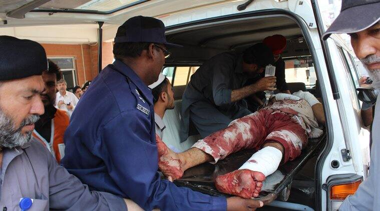 Pakistan, Christian colony attack, Peshawar attack, suicide bombing, suicide bombers, foreigners, Pak minister, Pakistan minister, Nisar Ali Khan, Pakistan news, world news