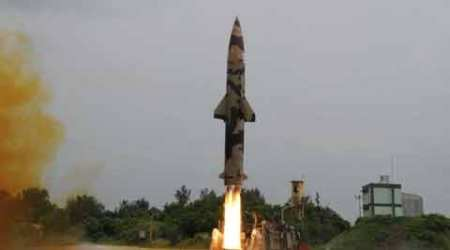 India successfully test-fires N-capable Prithvi II missile