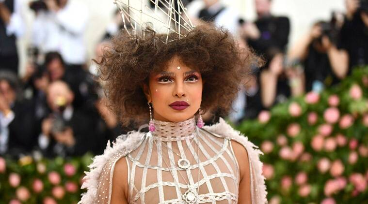 Met Gala 2019 Priyanka Chopra Jonas Dior Gown Took 1500 Hours To
