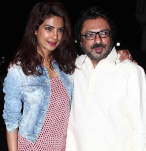 Priyanka Chopra has captured the soul of Mary Kom: Sanjay Leela Bhansali