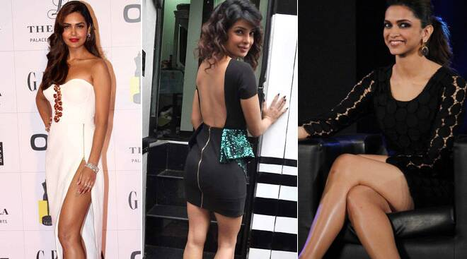 Bollywood beauties Deepika, Priyanka, Esha go risque