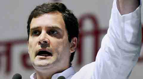 AAP's only goal was to keep Congress out of power, says Rahul Gandhi