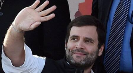 Congress worker expelled over poster demanding Rahul's resignation