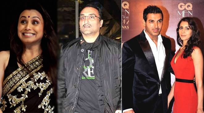 Rani Mukerji-Aditya Chopra, John Abraham-Priya: Bollywood's hush hush weddings