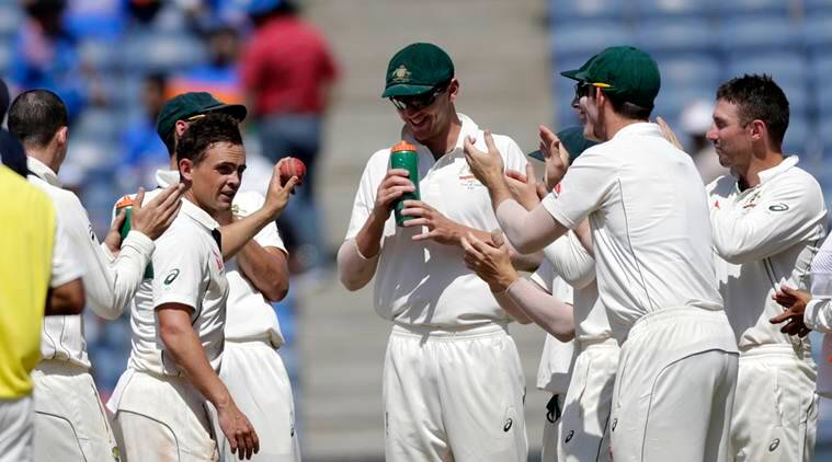 india vs australia, ind vs aus, india australia test, india australia first test, india australia test pune, indi aus pune, ind aus twitter, ind aus test twitter, india aus social media, cricket news, sports news