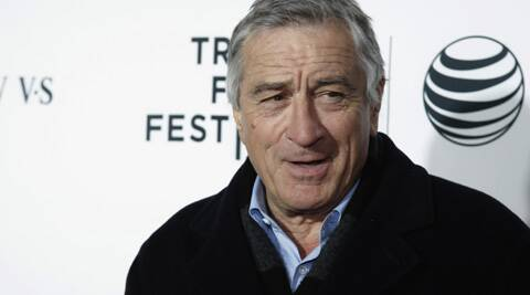 An email response routed through the office of the actor's attorneys Harvey & Hackett, New York, to the police's detailed questionnaire has confirmed that the woman journalist was De Niro's liaison at the event.