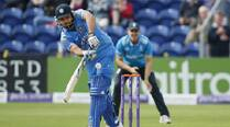 Rohit ruled out of ODI series with fractured finger