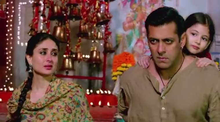 Bajrangi bhaijaan movie review, bajrangi bhaijaan review, Salnan Khan, Kareena Kapoor, Harshali Malhotra,