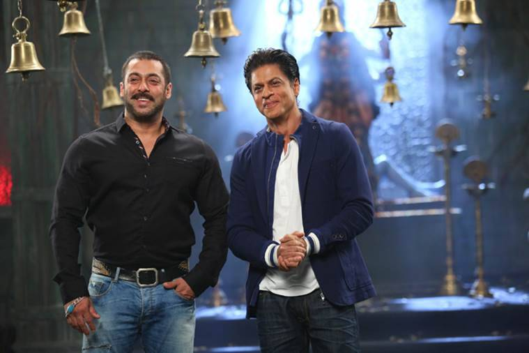 Delhi court will today (June 6) pronounce its order on a criminal complaint filed against Bollywood actors Shah Rukh Khan and Salman Khan for Bigg Boss 9 promo shoot.