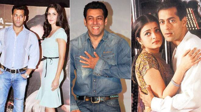 Aishwarya, Katrina, Sangeeta: Women Salman Khan has dated