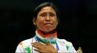 Sarita Devi: After protest, the ban
