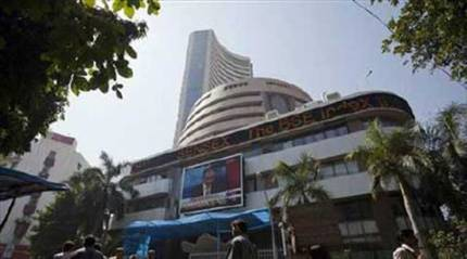 BSE Sensex soars over 150 pts up; NSE Nifty above 8,350-mark