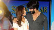 Shahid, Alia have eyes only for each other at 'Neend na mujhko aaye' launch