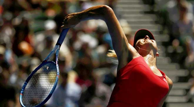 Australian Open: After Sharapova, Serena , Murray storms into final